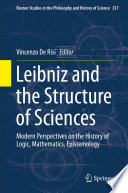 Leibniz and the Structure of Sciences Book