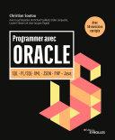 Pdf Programmer avec Oracle Telecharger