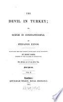 The Devil in Turkey; Or Scenes in Constantinople