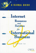 Internet Resources And Services For International Business