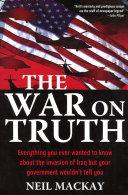 The War on Truth Pdf/ePub eBook