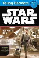 Star Wars: The Force Awakens: Rey Meets