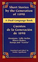 Cuentos de la Generación de 1898: