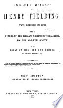 Select Works of Henry Fielding