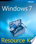 """Windows 7 Resource Kit"" by Mitch Tulloch, Tony Northrup, Jerry Honeycutt, Ed Wilson"