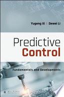Predictive Control Book