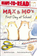 Max   Mo s First Day at School Book