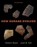 Cover of How Humans Evolved