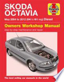 Skoda Octavia Diesel Owner's Workshop Manual