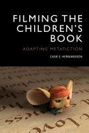 Filming the Children's Book [Pdf/ePub] eBook