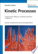 Kinetic Processes Book PDF