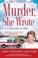 Murder, She Wrote: Murder in Red Pdf/ePub eBook