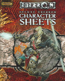 Eberron Player Character Sheets