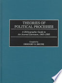 Theories of Political Processes