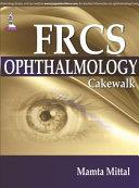 FRCS  Ophthalmology  Cakewalk