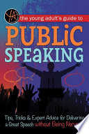 The Young Adult S Guide To Public Speaking