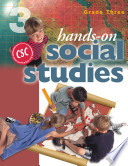 Hands-On Social Studies, Grade 3