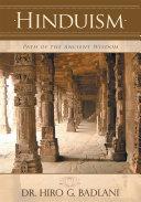Hinduism Pdf/ePub eBook