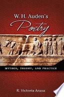 W H Auden S Poetry