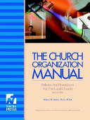 The Church Organization Manual
