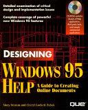 Designing Windows 95 Help Book