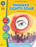 Nineteen Eighty Four Literature Kit Gr 9 12