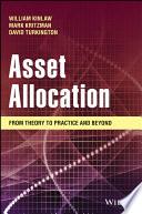 Asset Allocation Book