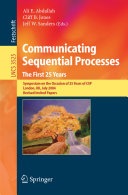 Communicating Sequential Processes. The First 25 Years