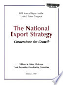 The National Export Strategy
