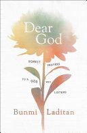 Dear God Pdf/ePub eBook
