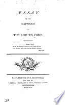 Essay on the Happiness of the Life to Come