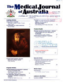 The Medical Journal of Australia Book