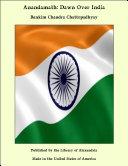 Anandamath: Dawn Over India [Pdf/ePub] eBook