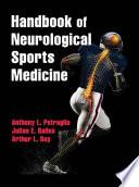 Handbook of Neurological Sports Medicine Book