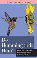 Do Hummingbirds Hum?