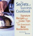 The Secrets of Success Cookbook Book