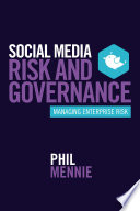 Social Media Risk and Governance Book
