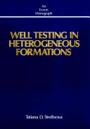 Well Testing in Heterogeneous Formations