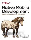 Native Mobile Development Pdf/ePub eBook