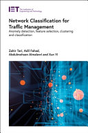 Network Classification for Traffic Management Book