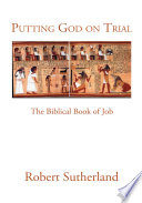 Putting God on Trial Book