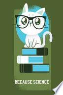 Geek Charming Notebook - Because Science