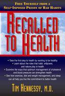 Recalled to Health [Pdf/ePub] eBook