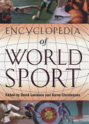 Encyclopedia of World Sport