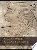 God's Wife, God's Servant