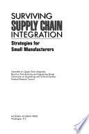 Surviving Supply Chain Integration