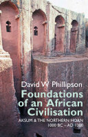 Pdf Foundations of an African Civilisation
