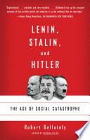 Lenin  Stalin  and Hitler