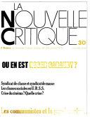 La Nouvelle critique