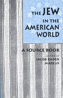 The Jew in the American World
